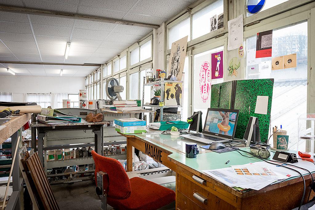Atelier Madame
