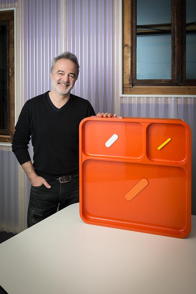 Claudio Collucci design